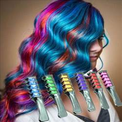 fashion hair color aliexpress buy fashion design crayons hair color