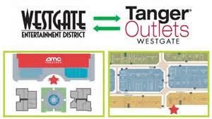 westgate entertainment district tangershuttle