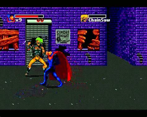 sega genesis superman and return of superman sega genesis 4 9
