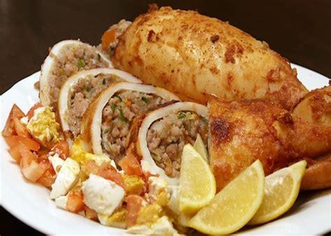 cucinare i calamari al forno calamari ripieni al forno buonissimo