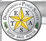 Department Of Safety In Txdps Crime Records Service