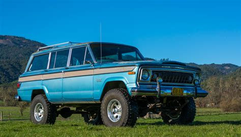 jeep wagoneer lifted trade 1976 wagoneer fs or trade 44k miles lifted tx