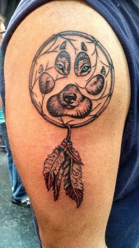 tribal dreamcatcher tattoos 25 best ideas about wolf dreamcatcher on