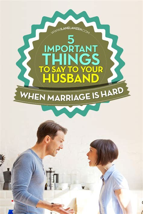 Struggling marriage advice