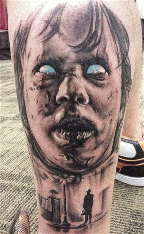 horror movie tattoo designs 58 best images about horror tattoos on
