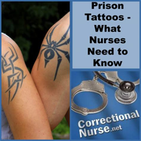 can nurses have tattoos prison tattoos what nurses need to correctional