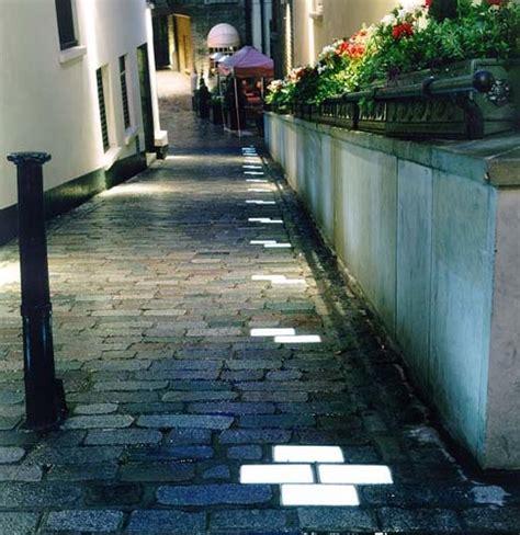 in ground pathway lights in ground paver lights london light design street