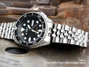 8 Curved Endlink bracelets for your Seiko SKX007/SKX009 ? Strapcode