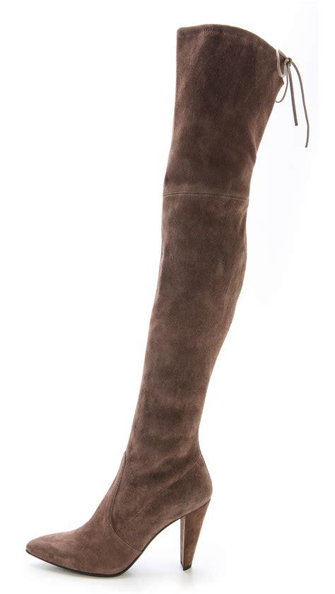 stuart weitzman the knee boots stuart weitzman high the knee boots funghi