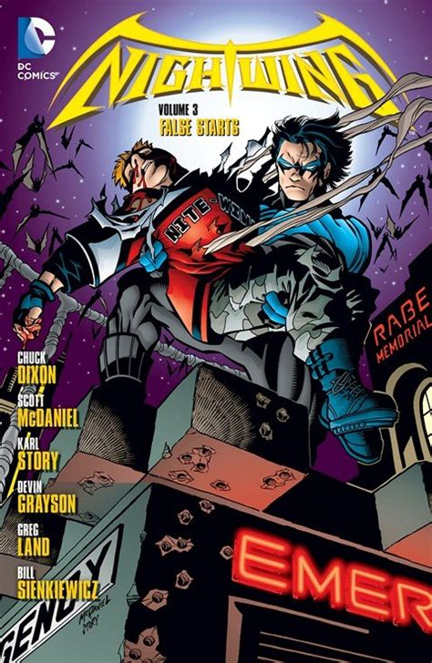 libro nightwing 2016 vol 3 nightwing vol 3 false starts getcomics