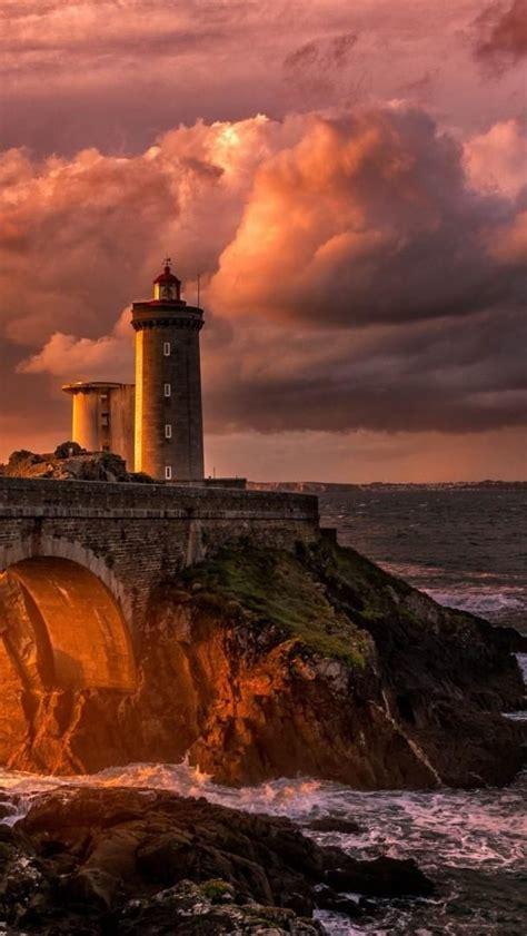 phare du petit minou lighthouse france hd wallpaper backiee  ultra hd wallpaper platform