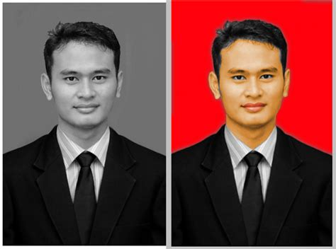 tutorial merubah foto hitam putih jadi berwarna