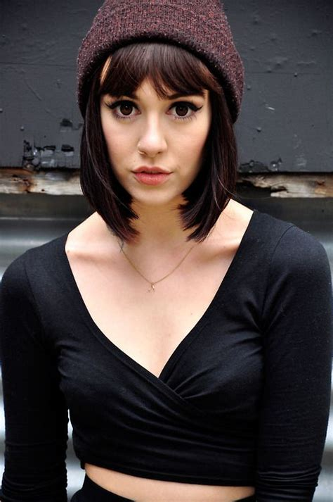 haircuts for blunt nose 133 best hannah snowdon images on pinterest hannah
