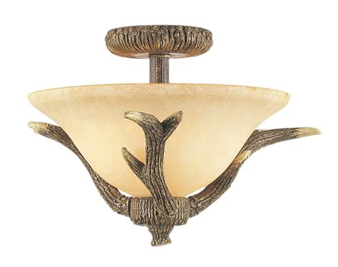 Antler Ceiling Fan With Light Antler Ceiling Light