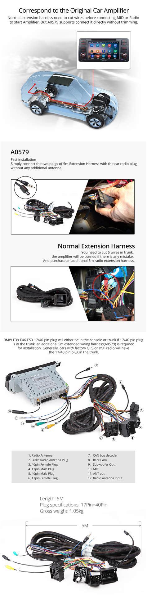 bmw e46 trunk wiring harness bmw e46 trunk wiring diagram
