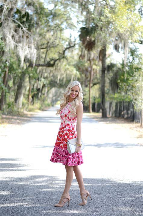 Giveaway Dress - floral dress a giveaway mckenna bleu bloglovin