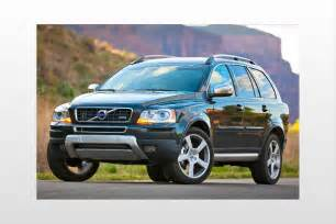 Volvo Xc90 Maintenance Schedule Maintenance Schedule For 2013 Volvo Xc90 Not Sure Openbay