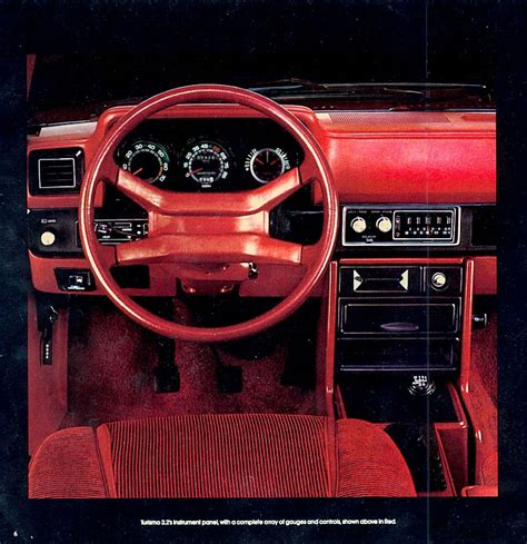 Car Brochures 1983 Plymouth Scamp And Turismo Brochure