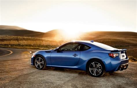 Subaru S 2016 Brz Sports Car Gets A 300 Price Cut And