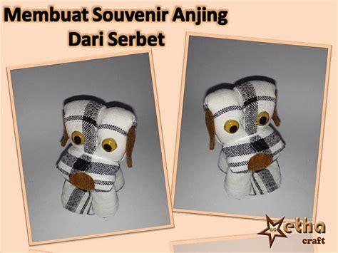 Handuk Anjing etha craft