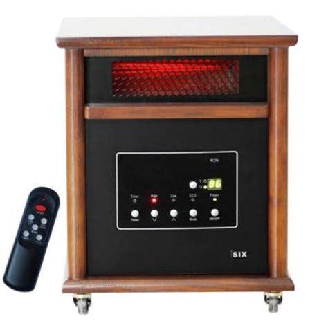 Infrared Heat L lifesmart ultimate 1800 sq ft 1500 watt 6 element