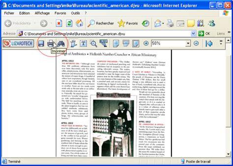 format fichier djvu convertir un document djvu en un fichier image universal