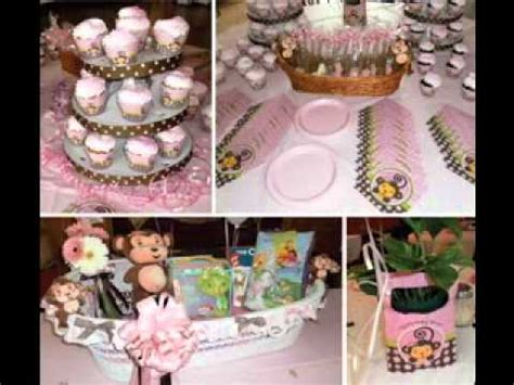 Diy Monkey Baby Shower Decorations by Diy Baby Shower Monkey Decorations