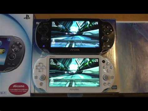 Ps Vita Pch 2000 Vs 1000 - vita2000どっちを買うの videolike