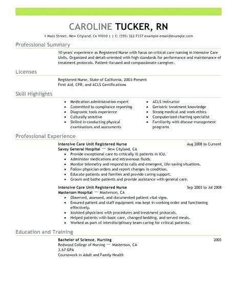 rn resume sle 2015 exle of nursing resume ideasplataforma
