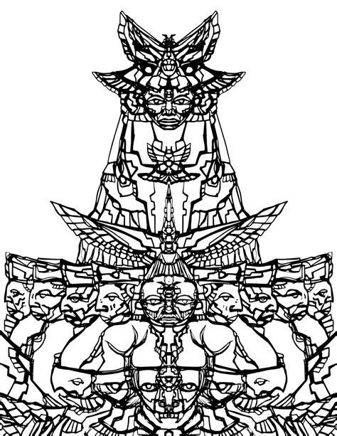 sacred geometry coloring book towards tonantzin a sacred geometry codex coloring book