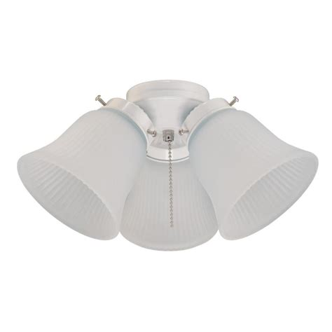 westinghouse ceiling fan light kit westinghouse 3 light led cluster ceiling fan light kit