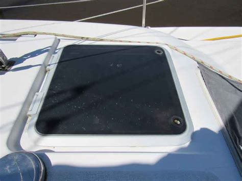 boat replacement hatches bomar hatch gasket sealant replacement on gemini