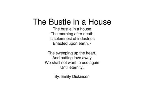 the bustle in a house the bustle in a house 28 images a pier and beam house plan to run away of the