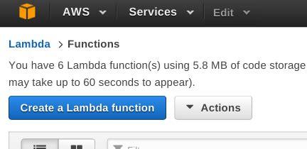 aws lambda tutorial node js jsfeeds polyglot twitter bot part 2 node js aws lambda