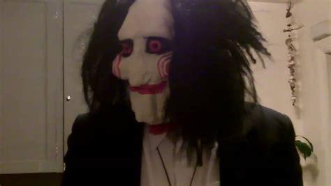 love dolls jigsaw jigsaw doll costume youtube