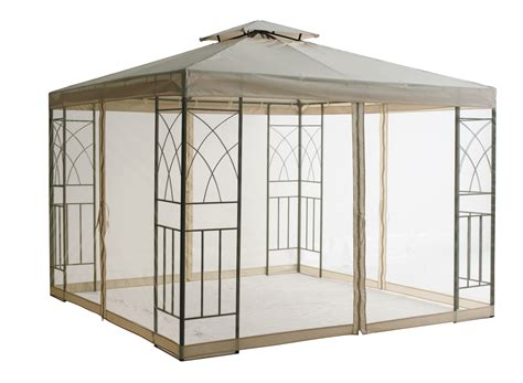 mosquito net gazebo 45 32 200 50 mosquito net for gazebo northcrest gazebo