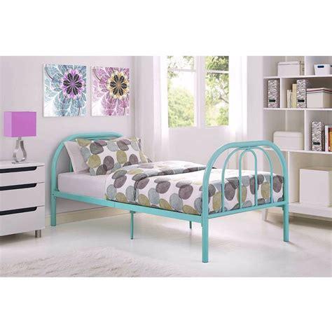 twin size bed frame for kids top 55 dandy metal twin size kids frame headboard