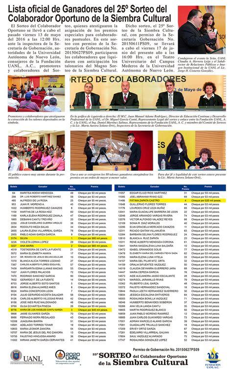 coppel ganadores mexico de sorteo 2016 www coppel com ganadores del sorteo 2016 ganadores de