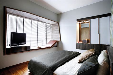 Decorating Ideas For Small Bedrooms by 10 Ways To Work A Bay Window Home Amp Decor Singapore
