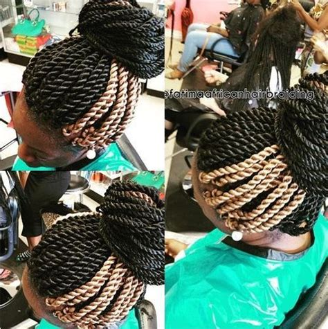 segelese twist with two tone color 50 thrilling twist braid styles to try this season