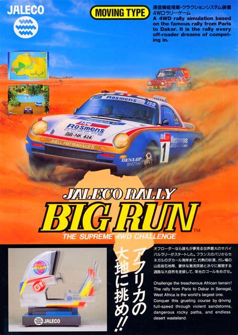large run big run 11th rallye version rom