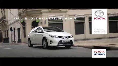 Toyota Hybrid Advert Toyota Hybrid Lovehybrid Advert