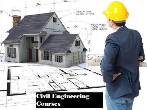 civil engineering courses freeeducatorcom