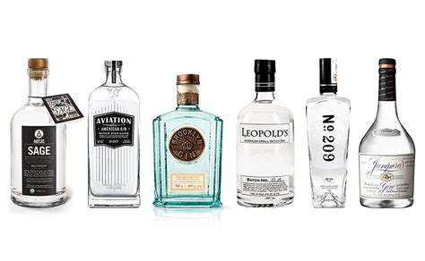 best gin the six best american gins