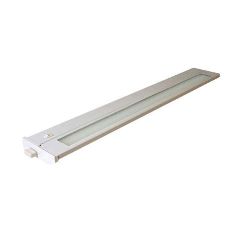 American Lighting 96009 White 22 Quot 13 Watt 3000k Hardwire American Fluorescent Cabinet Lighting