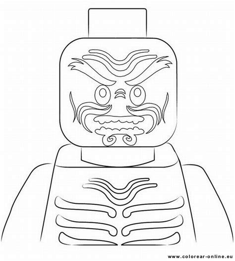Ninjago Coloring Pages Lord Garmadon | free coloring pages of ninjago lloyd garmadon