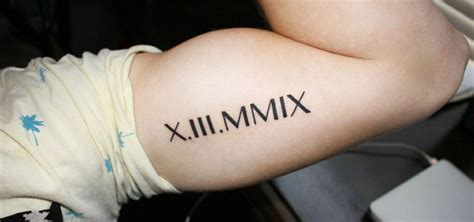 tattoo fonts roman numerals generator numeral tattoos images frompo