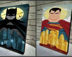Poster A4 Batman Vs Superman Supes convite batman vs superman elo7