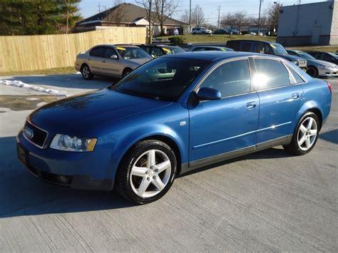2003 Audi A4 1 8 T Interior by 2003 Audi A4 1 8t Quattro For Sale In Cincinnati Oh