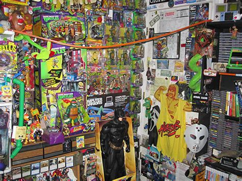 Teenage Room collector profile travis giles and his amazing toy